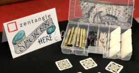 Elementary School Art Event – Mini Zentangle® Workshop